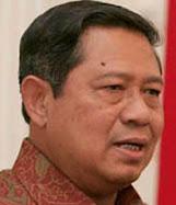 Presiden RI Dr. H. Soesilo Bambang Yudhoyono, MA