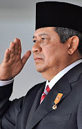 The Presiden of Indonesia