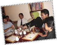Konferensi Pers di Hotel Le Dian, Serang, Banten