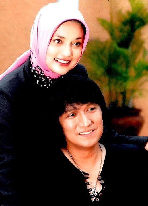 Bahasa Kasih Ikang Fawzi untuk Marissa Haque Istrinya