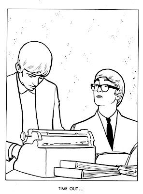 kory bingaman dot com!: The Official Beatles Coloring Book