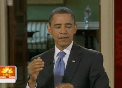 Obama membunuh lalat