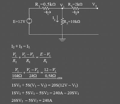 Analisis Nodal/Simpul/Titik