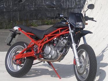 gambar motor Minerva X-Road 125cc