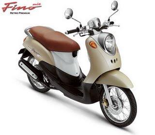 Yamaha Fino Photo