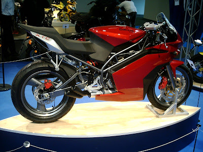 Sachs XTC 125 Sport Bike