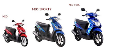 Yamaha  Mio Sporty-  Mio Soul