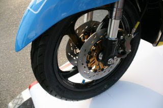 Modifikasi Yamaha Mio