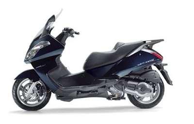 aprilia atlantic 500 sprint-blue
