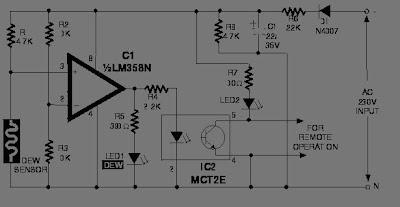 Pendeteksi (Sensor) Kelembaban Udara