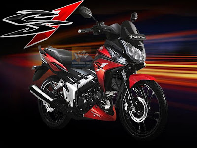 Honda CS1 Red Color