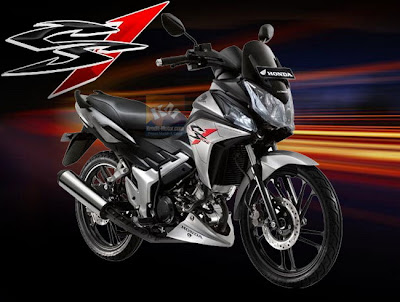 Honda CS1 Silver Color