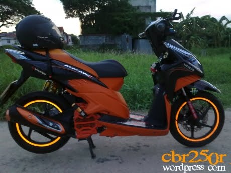 Image of Modifikasi Vario Techno