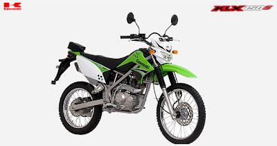 Kawasaki Trail KLX 150S