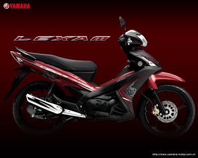 New Yamaha Lexam 115