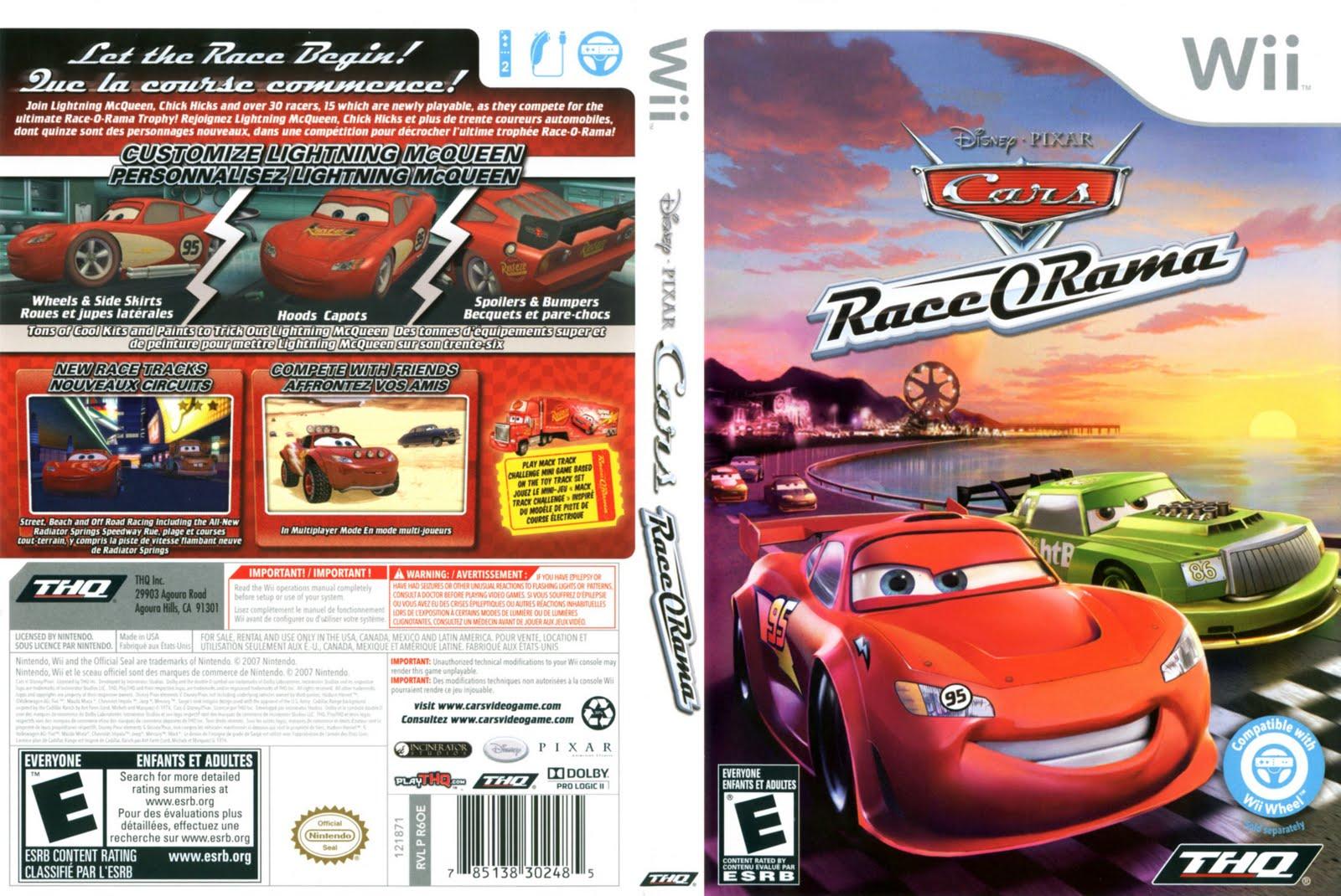 Cars Race O Rama Games Play Online