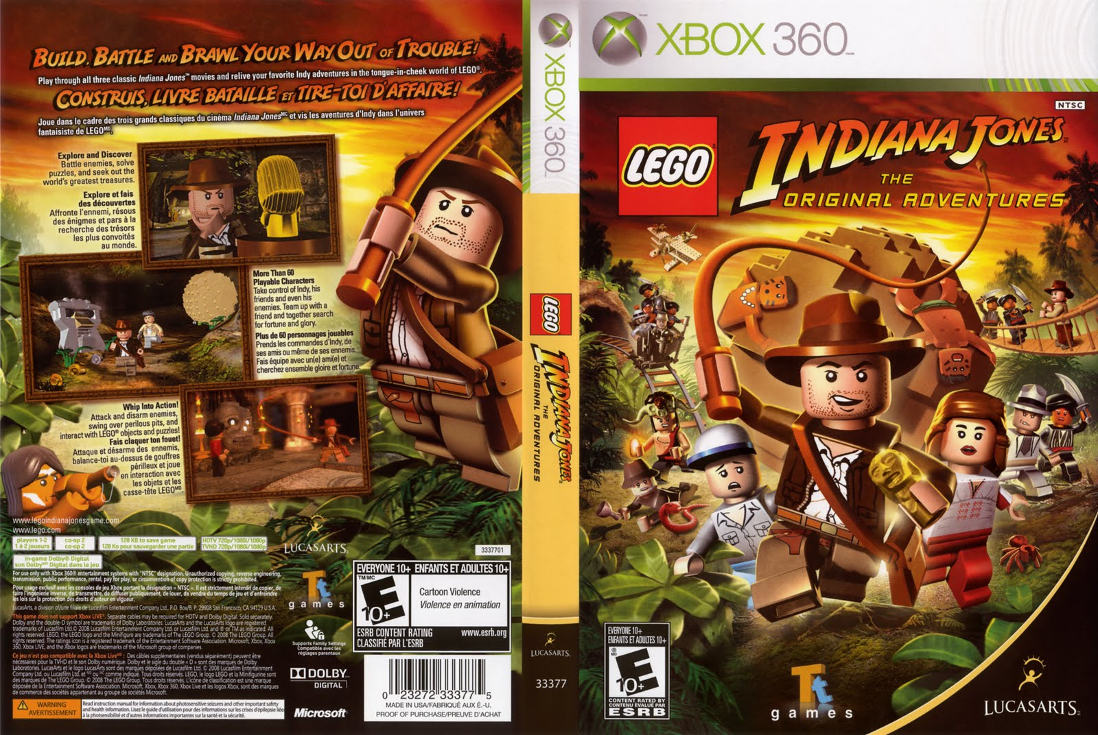 Lego indiana jones german pc demo download free