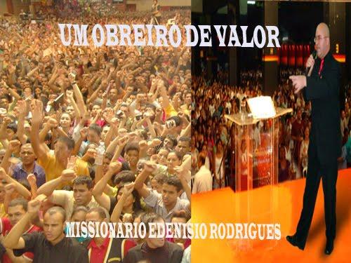 UM OBREIRO DE VALOR