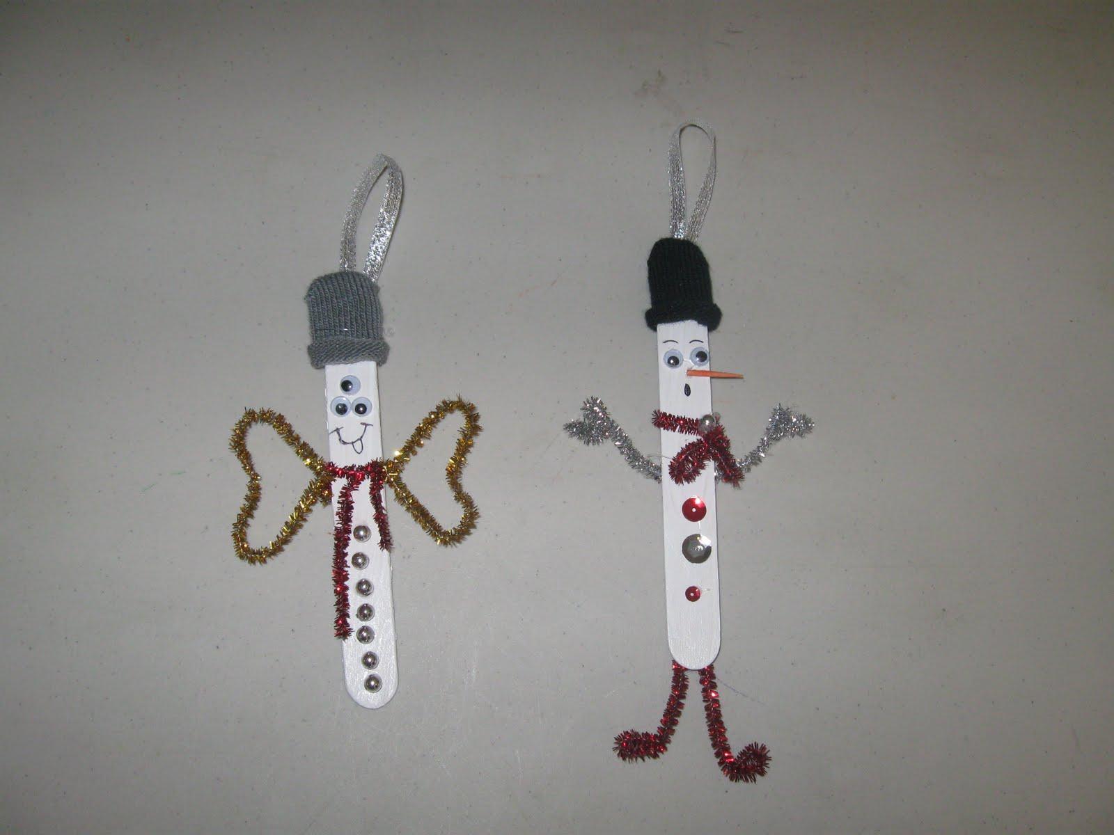 Mission Trail Kids Amp Families Winter Craft Fun