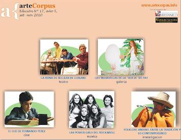Nueva edición de ARteCorpus