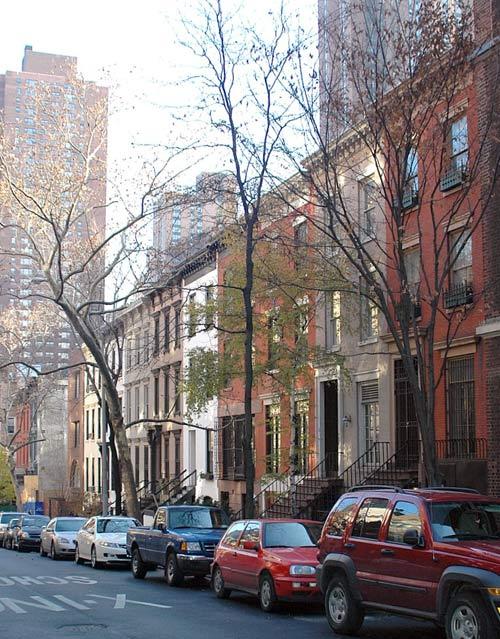 Historic East 93rd Street