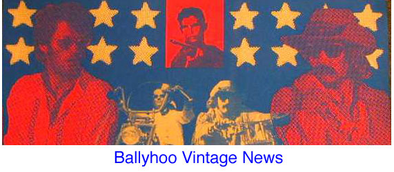 Ballyhoo Vintage News