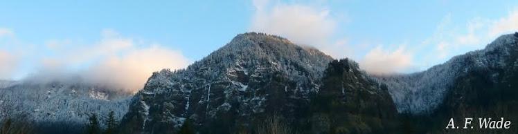 Frosty Gorge