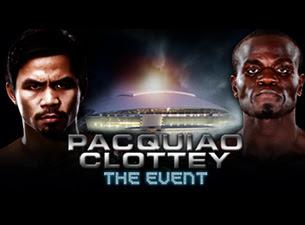 Manny Pacquiao vs Joshua Clottey Live Stream Online
