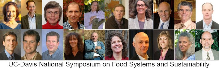 UC-Davis Food Systems and Sustainability Symposium