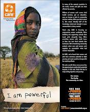 I support CARE Australia