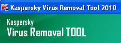 Kaspersky Vírus Removal Tool