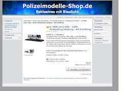 > Polizeimodelle-Shop mit exkl. Sondermodellen!