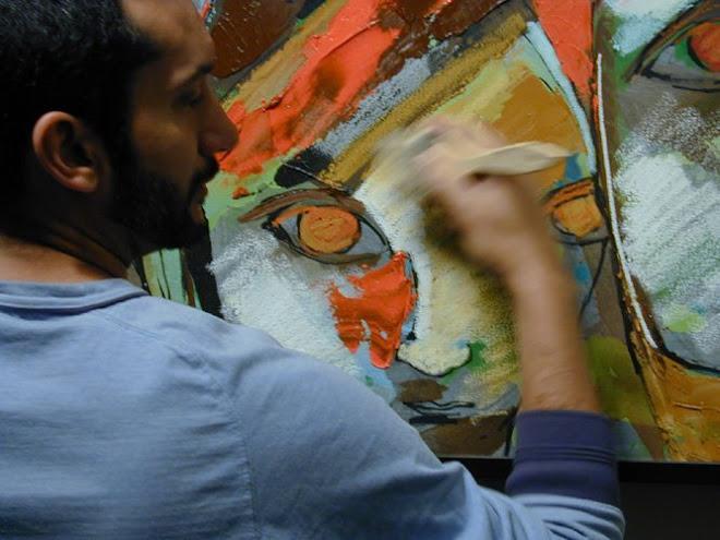 Pablo Perea's Artistic Curriculum