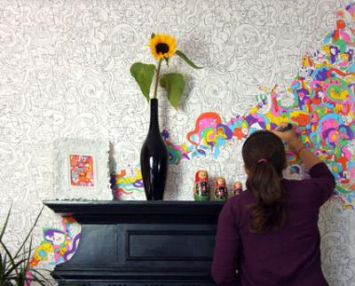Wallpaper Bcoloring Bbook