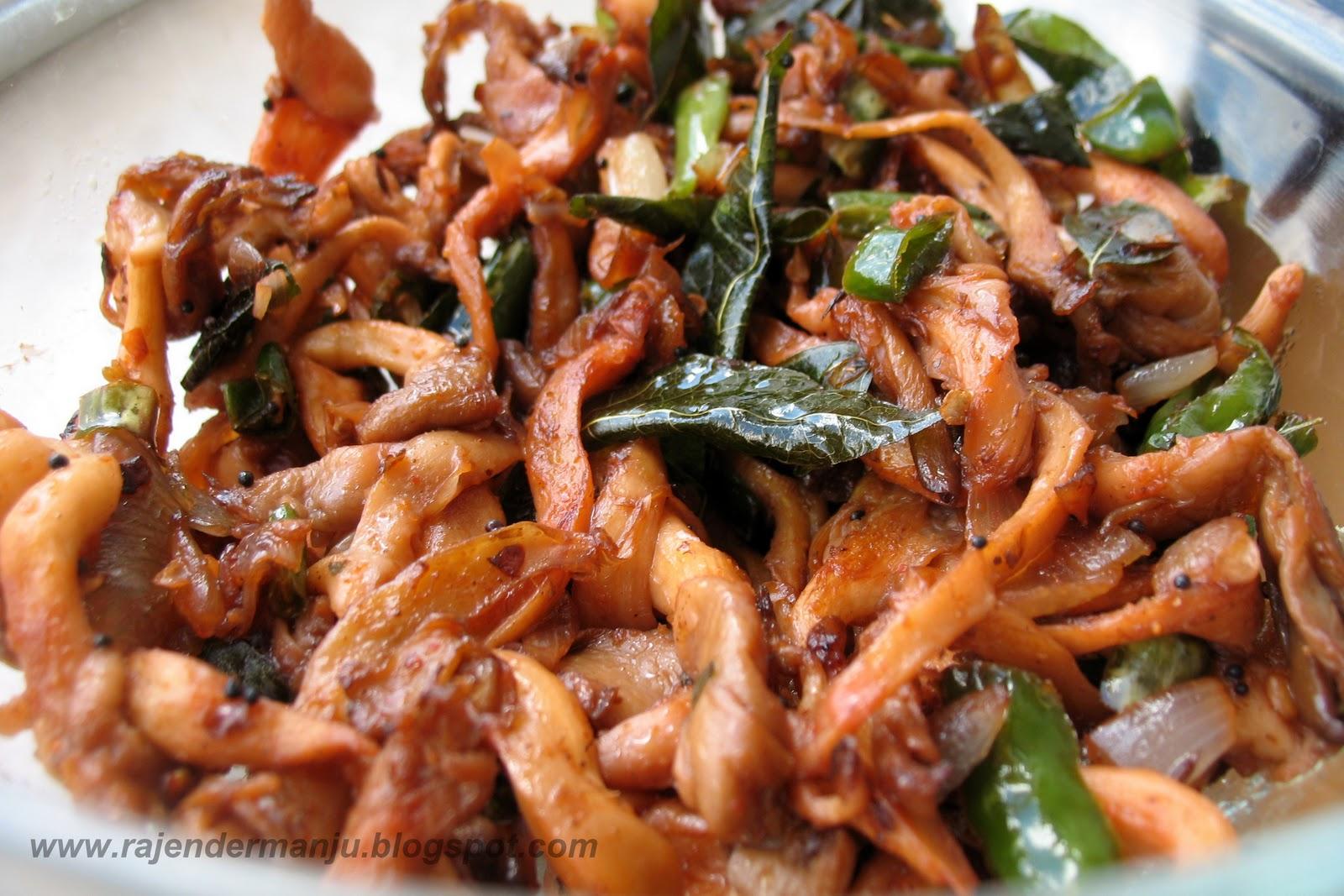 Image Gallery oyster mushroom recipes