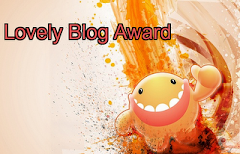 Lovely blog award !!!