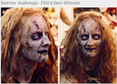horror movies make up pics