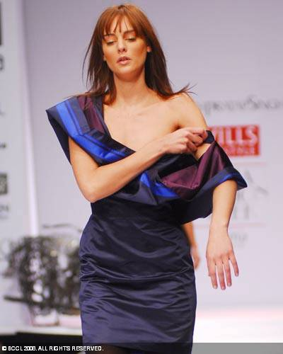 lakme india fashion week 2010
