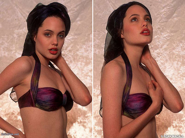 angelina jolie-in touch swimsuit photos
