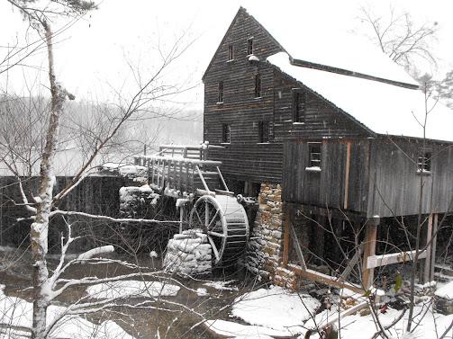 Snowy Day 1-20-09