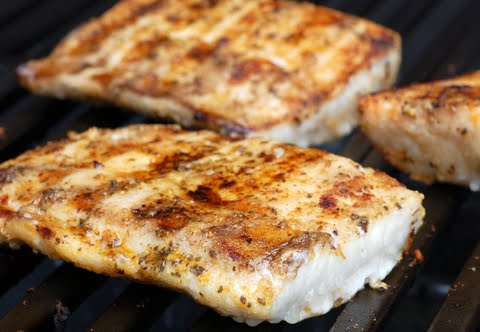 Curious foodie grilled cobia the pork chop of the sea for Cobia fish recipe