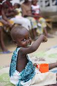 Sonrisas contra el hambre