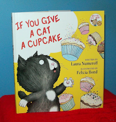 Tuesdays At Ten Storytime If You Give A Cat A Cupcake