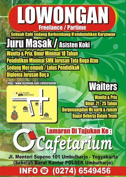 Cafetarium+Jogjakarta+Menerima+Lowongan