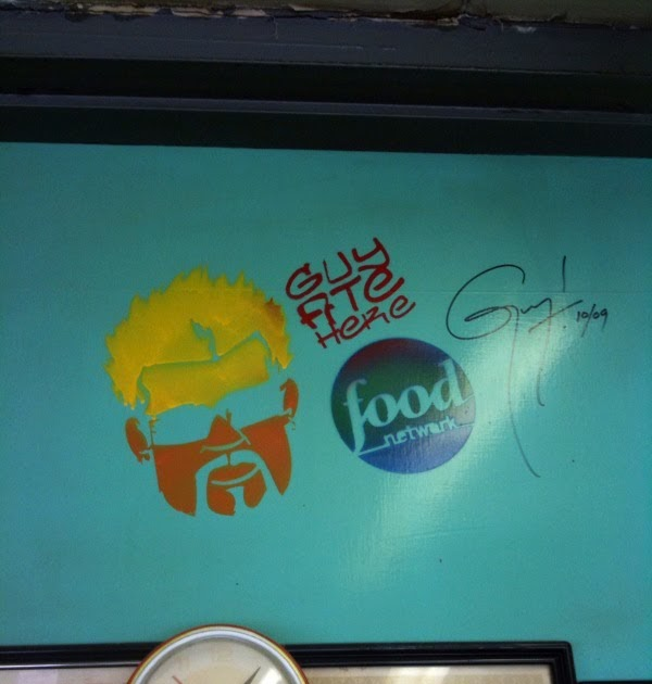 Fans of Diners, Drive-Ins and Dives: By Request (DV0806H)