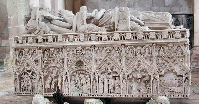 La leggenda di ines de castro e pedro i monastero di alcobaca - La finestra di fronte andrea guerra ...