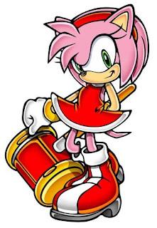 Amy The Hedgehog Amy+marteau
