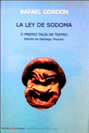 LA LEY DE SODOMA, de R.Gordon