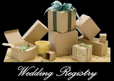 Bridal Gift Registry on Wedding Gift Registry Guide   All About Wedding