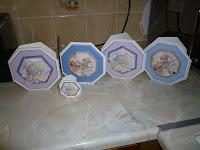 octagonal cards